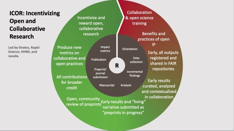 Open and collaborative research lifecycle